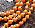 Neem Japa Mala polished small
